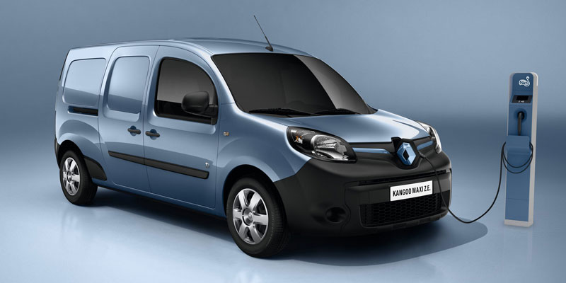 Renault Kango electrica